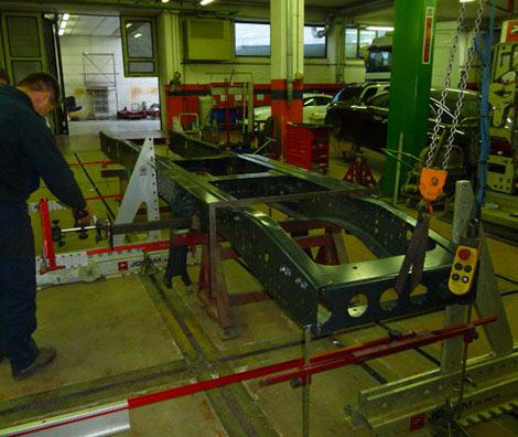 Carrozzeria meccanica pesante F.lli Zallocco